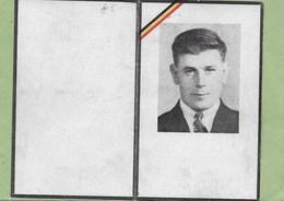 LOUIS LAUWEN-POLITIEK GEVANGENE-OORLOGSSLACHTOFFERS-GESNEUVELDE-NOORDERWIJK-DACHAU-OORLOG 1940-45 - Devotion Images