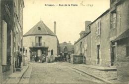 Prissac-Rue De La Poste - France