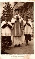 MR L ABBE RAPHAEL MOHASI  PRETRE INDIGENE DU BASUTOLAND - Sudáfrica