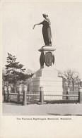 Florence Nightingale -Memorial- Woolwich - Cruz Roja