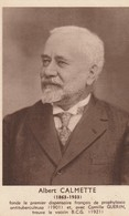 Albert Calmette 1963-1933 - Cruz Roja
