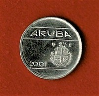 ARUBA / ILE NEERLANDAISE DES CARAIBES / 5 C. / 2001 - Andere - Amerika