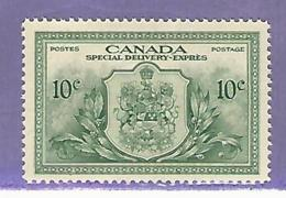 35224 ) Canada 1946 Mint No Hinge ** Special Delivery - 1937-1952 George VI