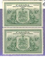 35225 ) Canada 1946 Mint No Hinge ** Special Delivery - 1937-1952 George VI