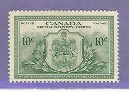 35227 ) Canada 1946 Mint Hinge * Special Delivery - 1937-1952 George VI