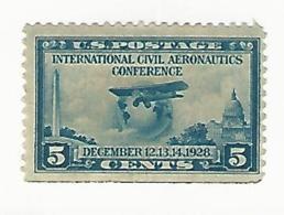 35230 ) USA 1928 Mint Hinge * - Vereinigte Staaten