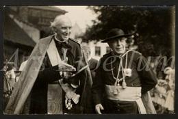 Postcard / CPA / Kardinaal Mercier / 1925 / Begijnhof / 2 Scans / Bisschop Waffelaert / Brugge - Brugge