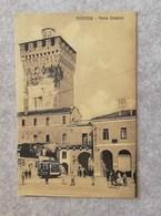Cartolina Illustrata Vicenza - Porta Castello - Non Viaggiata - Vicenza