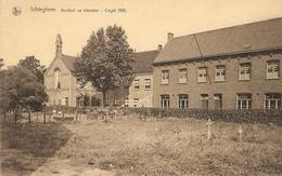 Ichteghem : Kerkhof En Klooster . Oogst 1931 - Ichtegem