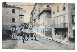 BUSALLA VIA REGINA MARGHERITA POUR GHERARDI NICE RESTAURANT DE PARIS - CPA PUBLICITE NCOBOI - ITALIE - Italie