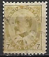 CANADA     -   1903 / 09  .  Y&T N° 81 Oblitéré - 1903-1908 Edward VII