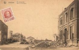 Gheluwe : Becelaerstraat ( Molen Romp) - Wervik