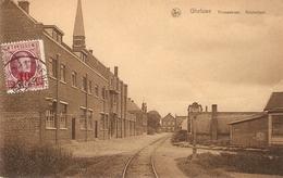 Gheluwe : Nieuwstraat . Kostschool - Wervik