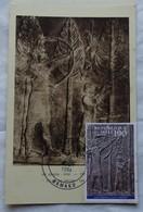 Carte Maximum Card Assyriens à Le Chasse    Mali 1994 - Archaeology