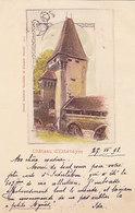 Château D'Estavayer - 1898         (P-245-91010) - NE Neuchatel
