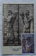 Carte Maximum Card Archer Persan Tir à L'arc      Mali 1994 - Archaeology