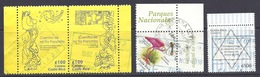 Costa Rica - 2007 - 2010 Children's Books, Holocaust Day, National Parks, Endangered Birds, Garza Rosada Platalea - Used - Costa Rica