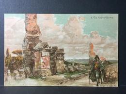 ROMA.........Via Appia.......Ed. Seeger - Autres