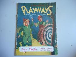 """Revue """"Playways"""" Anglaise Enid Blyton - Pour Enfants"""