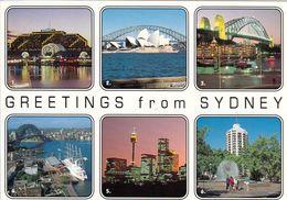 1 AK Australien NSW * Sehenswürdigkeiten In Sydney * - Sydney