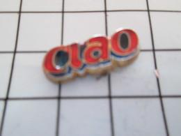 516b Pin's Pins / Beau Et Rare / THEME : AUTRES / CIAO ! - Badges