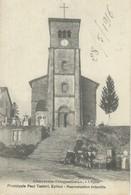 Charmois L'Orgueilleux   L'Eglise - France