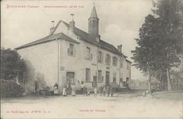 Denipaire   Mairie  Et Ecoles - France
