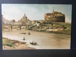 ROMA.........St. Angelo E St. Pietro....... - Autres