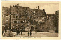 CPA 68 - Mulhouse L'hôtel De Ville N°111 Vers 1932 - Mulhouse