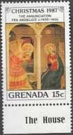 Christmas Grenada 1987 - Christianisme
