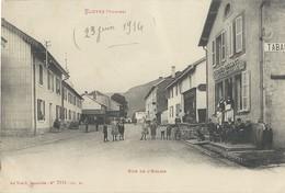 Eloyes  Rue De L'Eglise   Café Tabac - France
