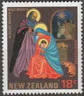 Christmas Nouvelle Zélande - Christianisme