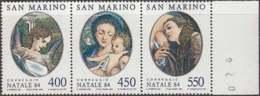Christmas Saint Marin - Christianisme