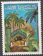 Christmas Sao Tome E Principe - Christianisme