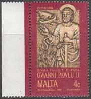 Johannes Paul II Visits Malta - Christianisme