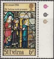 Noël Sainte Hélène - Christianisme