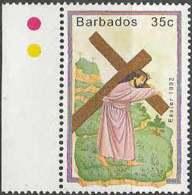 Pâques Barbades - Christianisme