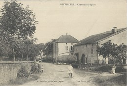 Deyvillers  Chemin De L'Eglise - France