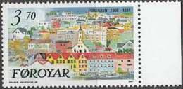 The 125th Anniversary Of Tórshavn (1866-1991) - Christianisme