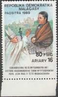 Visit Of Pope John Paul II - Christianisme