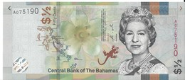 BAHAMAS - 1/2 Dollars 2019 - UNC - Belize