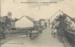 Rolainville   LePont De La Frezelle - France