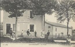 Girancourt  La Poste - France