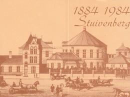 Belgique - België - Stuyvenberg 1884-1984- Calandrier -jaarkalender 1984 - Calendars