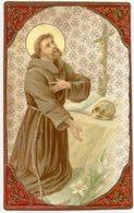 Santino SAN FRANCESCO D'ASSISI (Serie GLORIAE) - OTTIMO P42- - Religione & Esoterismo