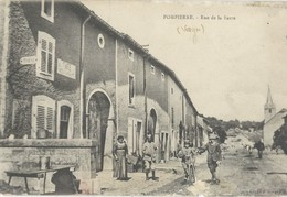 Pompierre  Rue De La Barre - France