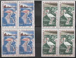 Mauritanie PA N°18/19** Mais 19 Adherence Sur 2 Timbres Cote 47,40€. - Mauritania (1960-...)