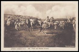 AFRICA ORIENTALE ITALIANA - Feste Del Mascal - Croce (Foto A. Comini) 1935/36 - Etiopia