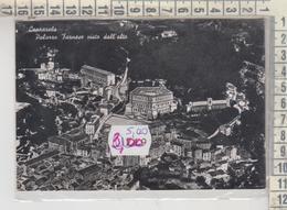 CAPRAROLA VITERBO  PALAZZO FARNESE VISTO DALL'ALTO VG  1953 - Viterbo
