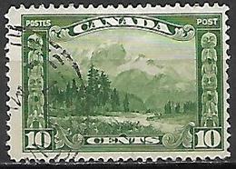 CANADA   -   1928 / 29  .  Y&T N° 135 Oblitéré . - Gebruikt